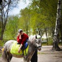 ..мы устали, я и пони... :: Александр Беляков