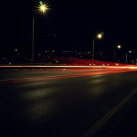 Ночной город :: Кристина Юричковская