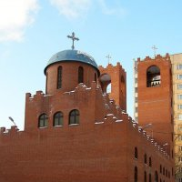 Ассирийская церковь_Assyrian Church :: Анна Воробьева