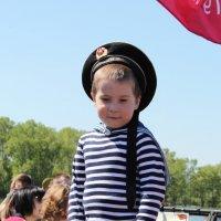 Будущий Морячок. :: Борис Белоногов