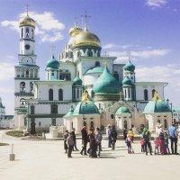 Новоиерусалимский монастырь :: Евгений Пикаревский