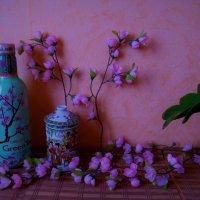 Зелёный чай :: Nina Yudicheva
