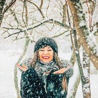 Снегопааад) :: Татьяна Карпова