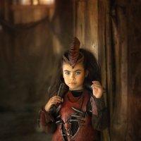 Дракон :: Евгения Малютина