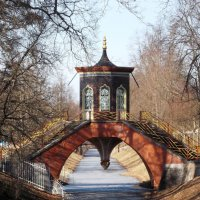 Крестовый мост. :: VasiLina *