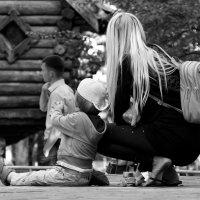 В  каждом живет ребенок... :: Валерия  Полещикова
