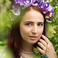 Дивчина)) :: Светлана Курцева