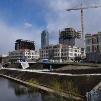 Екатеринбург строится. :: Наталья