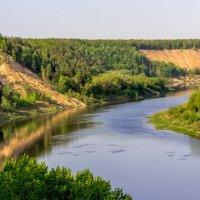 Поворот реки.. :: Юрий Стародубцев