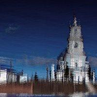Храм в честь Казанской иконы Божьей Матери :: Алексей Белик