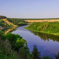 В даль по реке :: Юрий Стародубцев