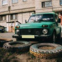 """""""Вы едите быстро, я еду где хочу"""" НИВА настоящий проходимец! :: Александр Ребров"""