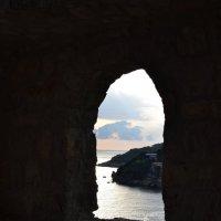 Взгляд из крепости :: Ольга
