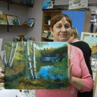Живопись маслом :: Кристина Новикова