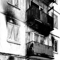 После пожара :: Фотогруппа Весна.