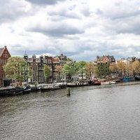 Каналы Амстердама-2 :: Петр