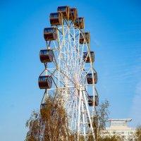 Колесо обозрения Новосибирск :: Дмитрий
