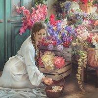 Цветочница :: Жанна Мальцева