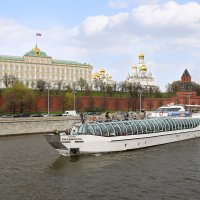 Москва :: Наталия Лисунова