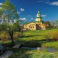 весна в Васюнино :: Александр