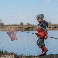 На рыбалку :: Оксана Лада