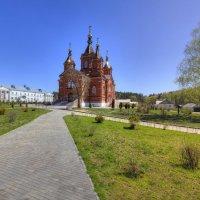 Богородице-Тихоновский женский монастырь :: Константин