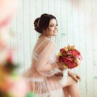 Нежнее нежного. Утро невесты :: Юлия Трошина