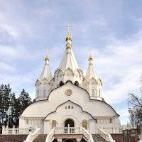 Храм воскресения Христова :: Александр Иосипенко
