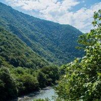 Река Бзыбь :: Ruslan