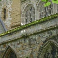 Церковь Святой Троицы, где покоится Вильям Шекспир :: Марина Домосилецкая