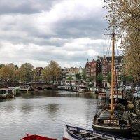 Каналы Амстердама :: Петр