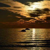 небо и море :: Валентина Папилова