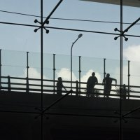 2017. Таиланд. Бангкок. Аэропорт (3) :: Владимир Шибинский