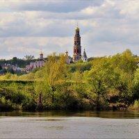 Пощуповский мужской монастырь (Рязанская область) :: Игорь Баринов