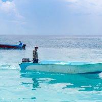 Приплыли...Мальдивы. :: Татьяна Калинкина