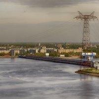 Саратовская ГЭС :: ОЛЬГА