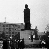 1976-й год.г.Елгава,Латвия :: Иволий Щёголев
