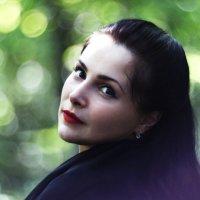 В летнем парке :: Татьяна Зубрицкая