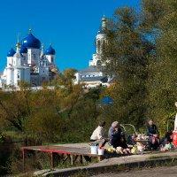 Свято-Боголюбский женский монастырь. :: Игорь