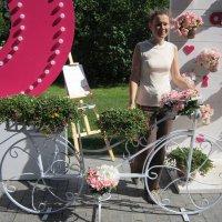 На фестивале цветов и садов :: Дмитрий Никитин