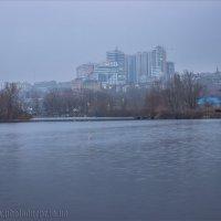 Пасмурный город :: Denis Aksenov