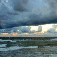 Балтийские закаты :: Сергей Карачин
