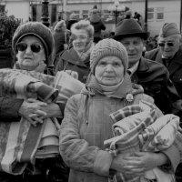 Последние ветераны. Калининград. :: Анастасия Алёшина