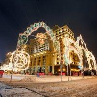 Four Seasons Hotel Moscow :: Юрий Лобачев