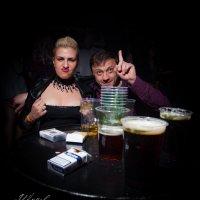 Лана и Женя :: Лев Кирьянов