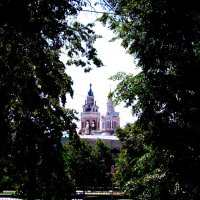 Москва - центр. :: Владимир Драгунский