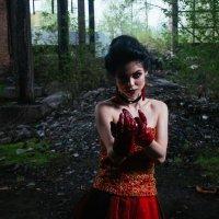 Красный стиль :: Никита Шандаков