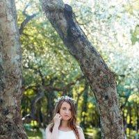весеннее :: Мария Корнилова