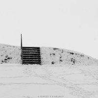 Лестница в небо :: Сергей В. Комаров