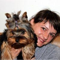 Дочка Лена и Соня :: Татьяна Пальчикова